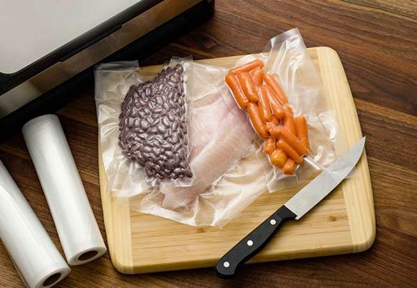 macchine sottovuoto per alimenti